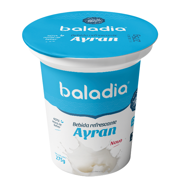 Iogurte Ayran (Kefir) de Iogurte Natural