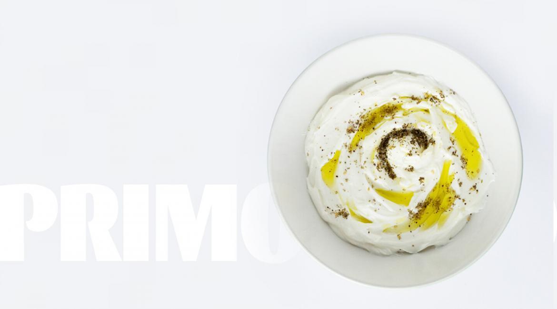 Coalhada Seca ou Labneh de Iogurte Natural