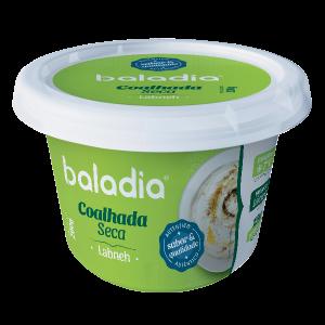 Coalhada Seca Labneh de Iogurte Natural