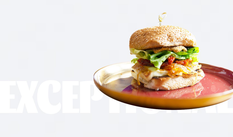 Hambúrguer de Queijo Fresco Halloumi Frito