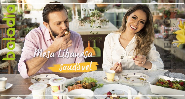 Coalhada Seca - Labneh (de Iogurte natural)