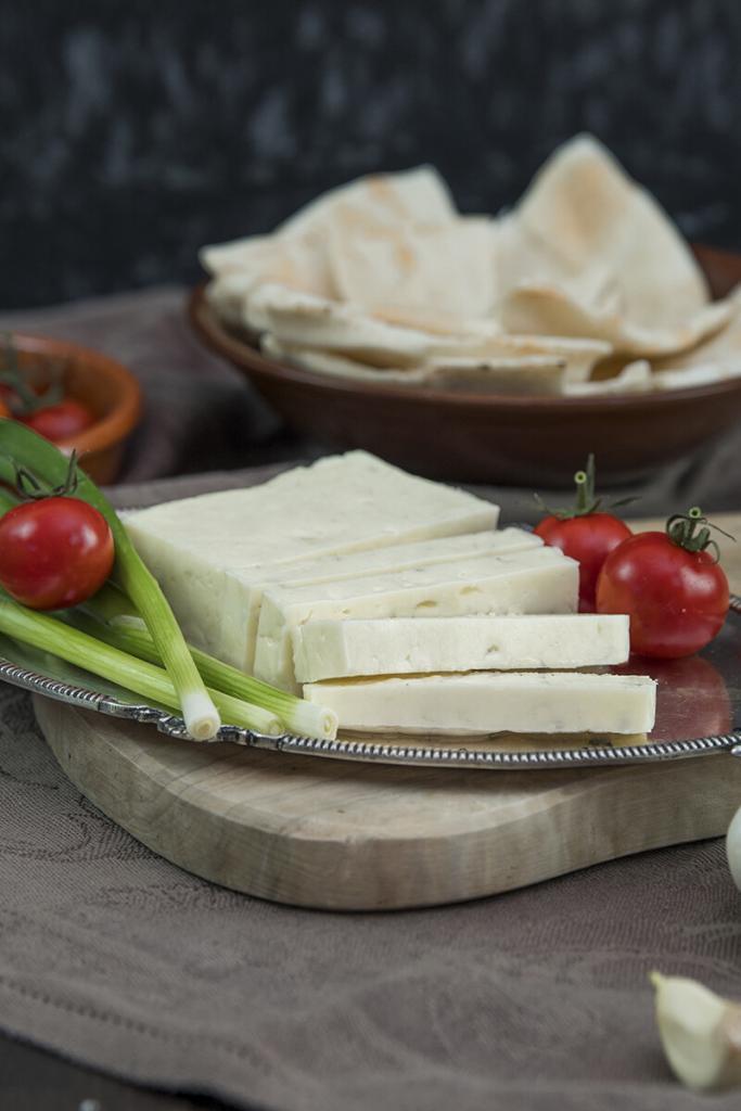 Queijo Branco Libanês