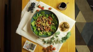Salada Shanklishe Baladia